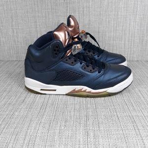 Nike Air Jordan V Bronze Sz 8.5